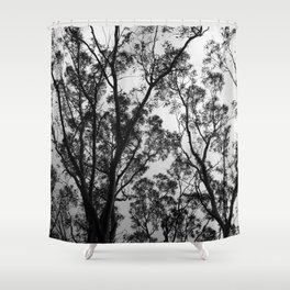 Nature into Me Shower Curtain