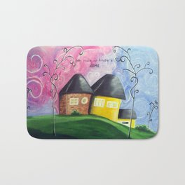 House A Home Bath Mat