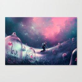 You belong to me Canvas Print