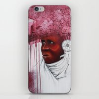 african iPhone & iPod Skins featuring African  by Sebastian Wandl