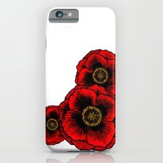 poppy Slim Case iPhone 6s