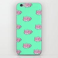girl power iPhone & iPod Skins featuring Girl Power by Skrinkladado