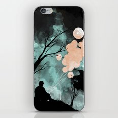 Hush (Alt colors) iPhone & iPod Skin