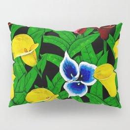 Large Calla Lillies Pillow Sham