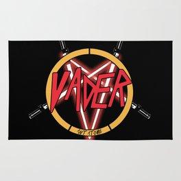 Vader Slayers Logo Rug