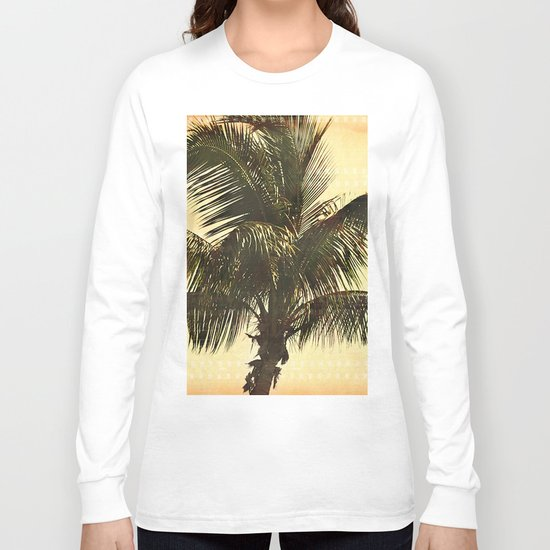 Palm On Film Long Sleeve T-shirt