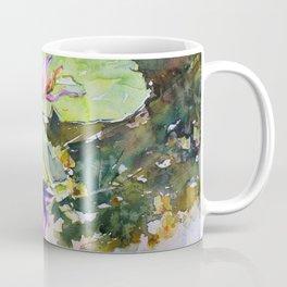 Flowering waterlily Coffee Mug