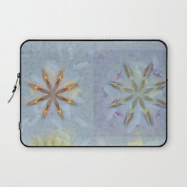 Confusingly Trance Flower  ID:16165-092126-35290 Laptop Sleeve