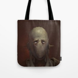 SAD ROBOT NO.1 Tote Bag