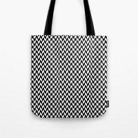herringbone Tote Bags featuring Herringbone. by ∞ ♡ ☮