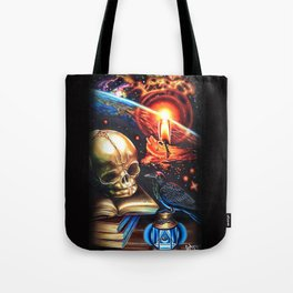 The Right Time Tote Bag