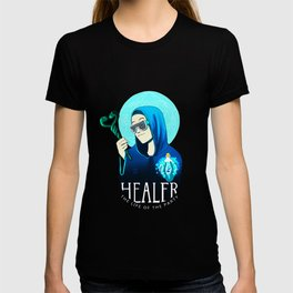 Healer: the Life of the Party T-shirt