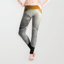 Abstraction_Balance_ROCKS Leggings