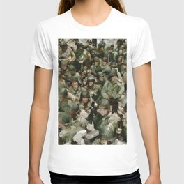 Ghosts of D Day, WWII T-shirt
