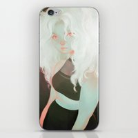 milk iPhone & iPod Skins featuring milk by loish