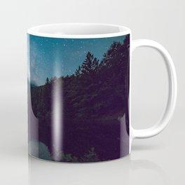 forest during night Coffee Mug