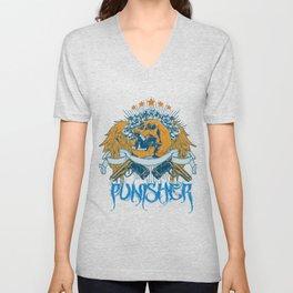 Punisher Unisex V-Neck