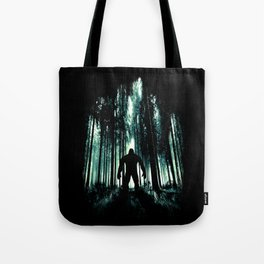 Untold Mystery Tote Bag