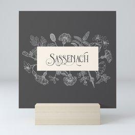 Sassenach Mini Art Print