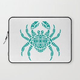 cancer siam style Laptop Sleeve