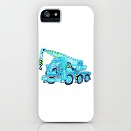 Lofty iPhone Case