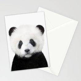 Panda Bear Art Stationery Cards