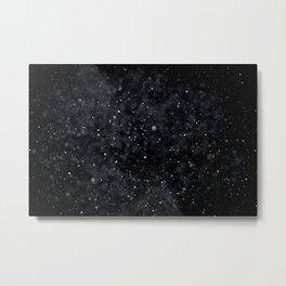 Snowfall 2 Metal Print
