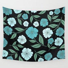 Wildflower Dreams Wall Tapestry