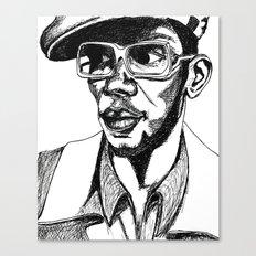 Mighty Mos Def Canvas Print