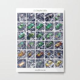 A Bug's Life Metal Print