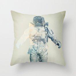 Astroscape Throw Pillow