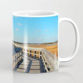 A Long Walk To The End Coffee Mug