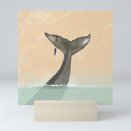 Tail Tale Mini Art Print
