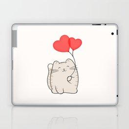 Eli, the love cat Laptop & iPad Skin
