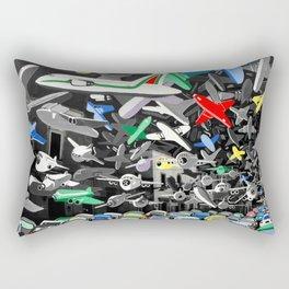 Osservatorio federiciano Rectangular Pillow