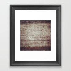Brick Texture Framed Art Print