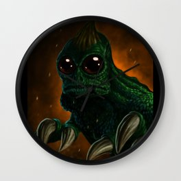 Hunter of the Lost Wall Clock