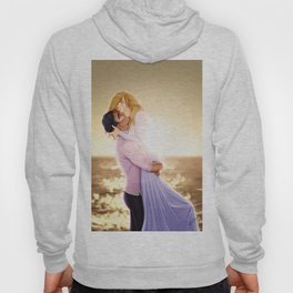 Feyre and Rhysand - A Romantic Sunset Hoody