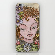 Dreaming iPhone Skin