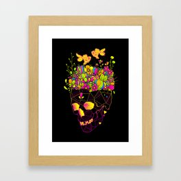 Get Lost With You II Framed Art Print