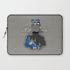 Nightlights and Oven Mitts Laptop Sleeve