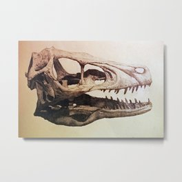 Name Your Favorite Dinosaur!!! Metal Print