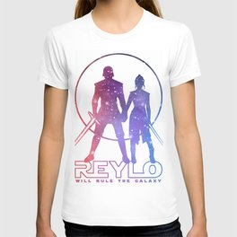 Reylo will rule the galaxy! T-shirt