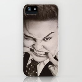 King of kpop iPhone Case