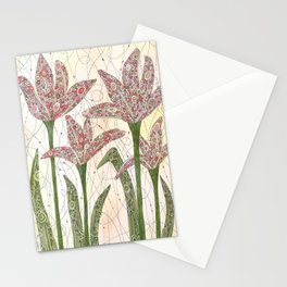 Coming Alive Stationery Cards