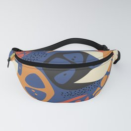 Tropical Art Vibes Fanny Pack