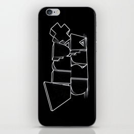 Vieux Crew iPhone Skin