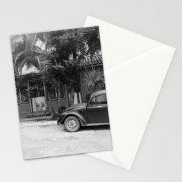 Good Morning from Mexico Stationery Cards