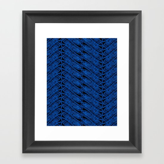 DELONIX Framed Art Print