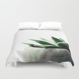 Simply Succulent Duvet Cover